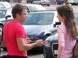Практика знакомства на улице