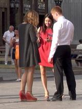 Красный цвет - скрытый сексуальный сигнал о желании познакомиться
