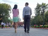 Прогулка после знакомства