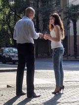 Пикап в Сочи: знакомство на перекрестке
