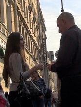 Знакомство на Невском проспекте: запись телефона
