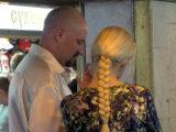Пикап в СПб: русая коса - девичья краса