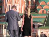 Неспешный пикап на Красной площади