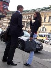 Пикап в СПб: знакомство с девушкой в обеденный перерыв