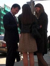 Пикап двух девушек