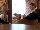 Быстрое свидание в кофейне