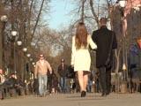 Прогулка с девушкой на первом свидании
