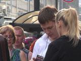 Обмен телефонами на Невском проспекте