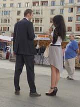 Назначаем незнакомке свидание после обмена телефонами