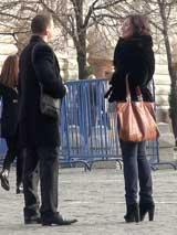 Знакомство с замужней туристкой