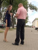 Пикап в Минске: записываем номер телефона незнакомки