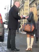 Санкт-Петербург: зимнее знакомство