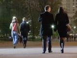 Романтическая прогулка на первом свидании