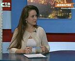 Ведущая Ирина Михайлюк